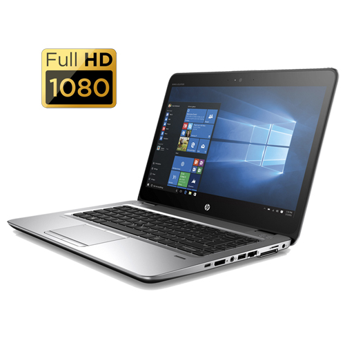 HP ELITEBOOK 840 G3 INTEL CORE I5 6300U 180GB SSD 8GB 14″ FHD IPS W10 PRO