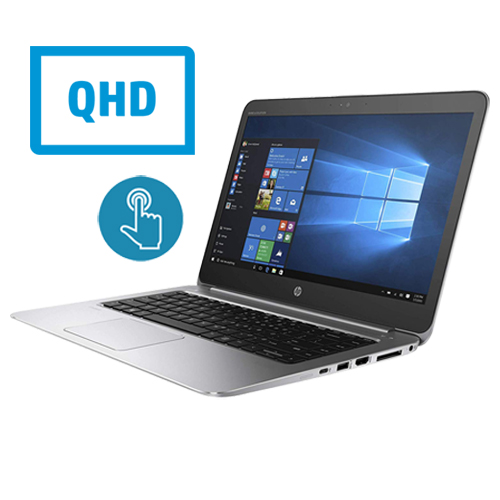 HP ELITEBOOK FOLIO 1040 G3 INTEL CORE I5 6300U 256GB SSD 16GB 14″ QHD IPS TOUCH W10