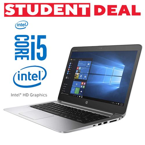 HP ELITEBOOK FOLIO 1040 G3 INTEL CORE I5 6300U 256GB SSD 16GB 14
