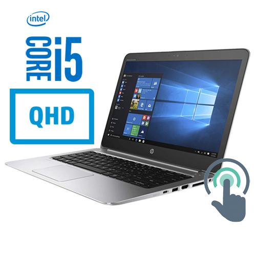 HP ELITEBOOK FOLIO 1040 G3 INTEL CORE I5 6300U 256GB SSD 8GB 14″ QHD IPS TOUCH W10
