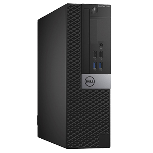 DELL OPTIPLEX 7040 SFF INTEL CORE I7-6700 128GB M.2 SSD 8GB W10 PRO