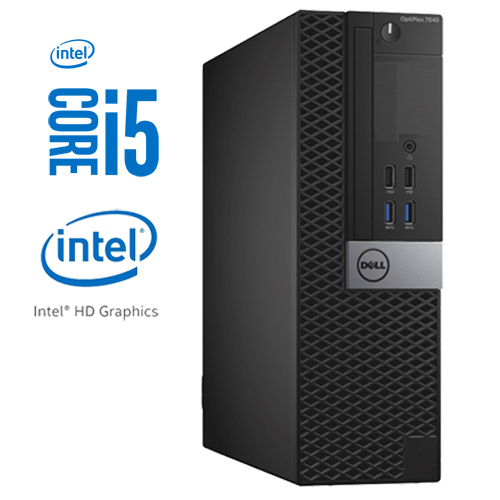 DELL OPTIPLEX 3040 SFF INTEL CORE I5-6400 256GB SSD 8GB W10 PRO