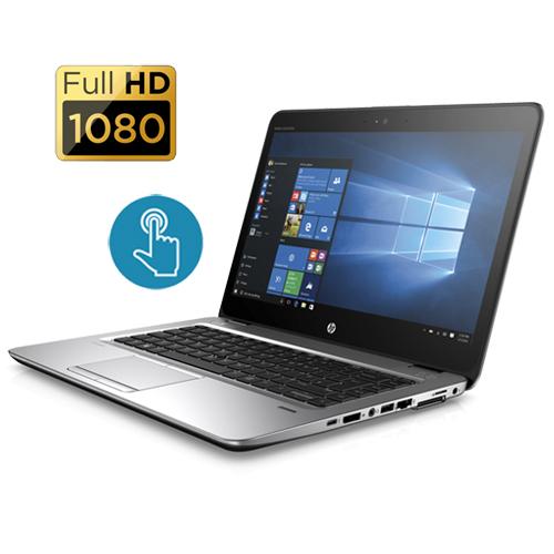 HP ELITEBOOK 840 G4 INTEL CORE I7 7600U 512GB SSD 8GB 14″ FHD TOUCHSCREEN W10 PRO