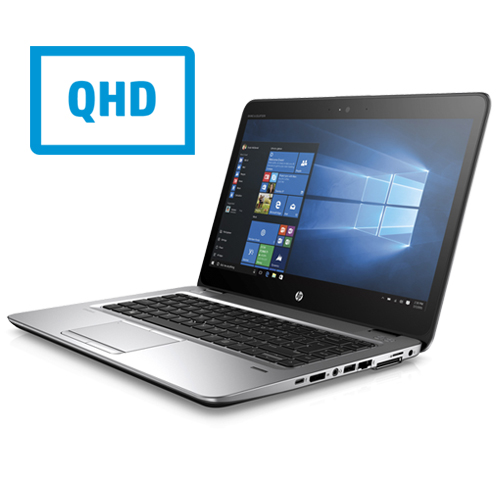 HP ELITEBOOK 840 G3 INTEL CORE I5 6300U 256GB SSD 8GB 14″ QHD IPS W10 PRO