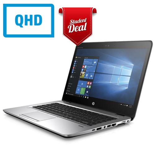HP ELITEBOOK 840 G3 INTEL CORE I5 6300U 240GB SSD 8GB 14″ QHD IPS W10 PRO