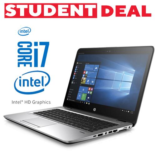 HP ELITEBOOK 840 G3 INTEL CORE I7 6600U 256GB SSD 8GB 14