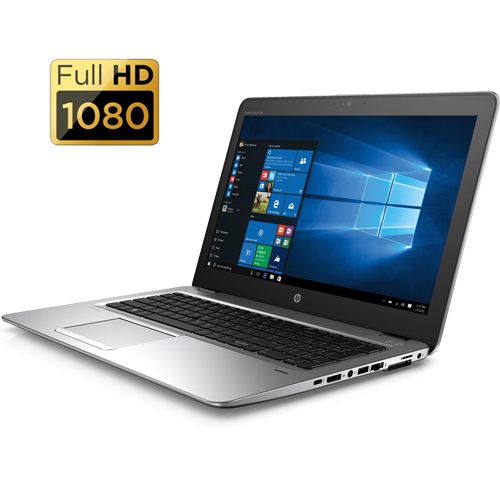 HP ELITEBOOK 850 G3 INTEL CORE I7 6600U 256GB SSD 8GB 15,6″ FHD W10 PRO