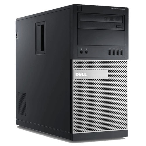 DELL OPTIPLEX 9020 MT INTEL CORE I5-4590 240GB SSD 8GB DVD-RW W10 PRO
