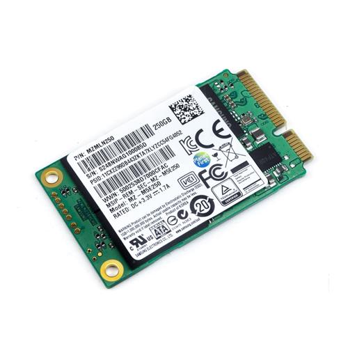 256GB mSata SSD