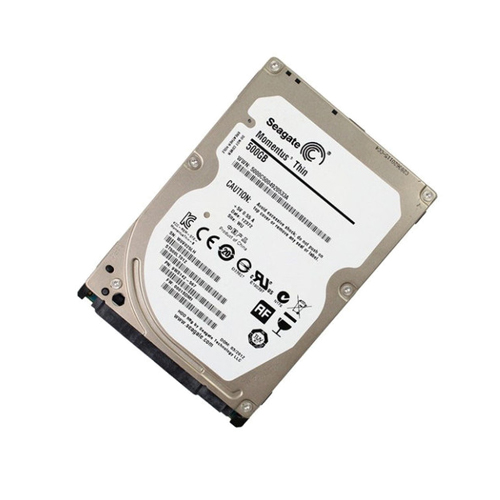 500GB Seagate 2,5″ HDD