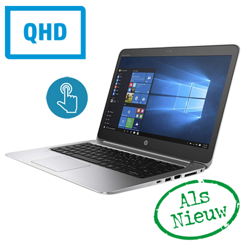 HP ELITEBOOK FOLIO 1040 G3 INTEL CORE I5 6300U 512GB SSD 16GB 14″ QHD IPS TOUCH W10