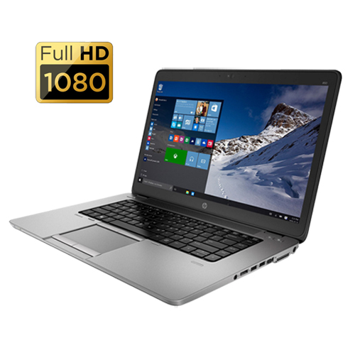 HP ELITEBOOK 850 G1 INTEL CORE I5 4310U 256GB SSD 8GB 15,6 FHD W10 PRO
