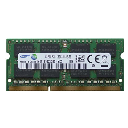 8GB Samsung DDR3L 12800S 1600MHz Notebook