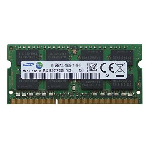 8GB Samsung DDR3L 12800S 1600MHz Notebook