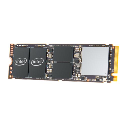 256GB M.2 SSD NVME Intel 7600P (Nieuw)