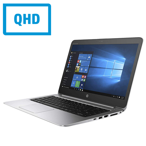 HP ELITEBOOK FOLIO 1040 G3 INTEL CORE I7 6600U 500GB SSD 16GB 14″ QHD IPS W10 PRO