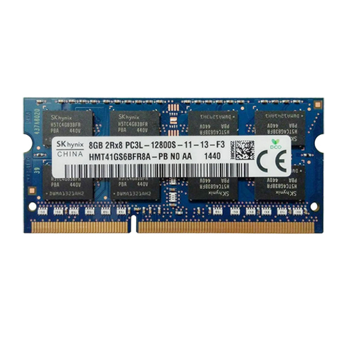8GB Hynix DDR3L 12800S 1600MHz Notebook