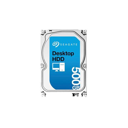 500GB 7200RPM Seagate 3.5″ HDD