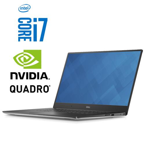 Dell Precision 5520 Intel Core i7 7820HQ | 512GB SSD | 32GB | M1200 4GB | 15,6 FHD IPS | W10