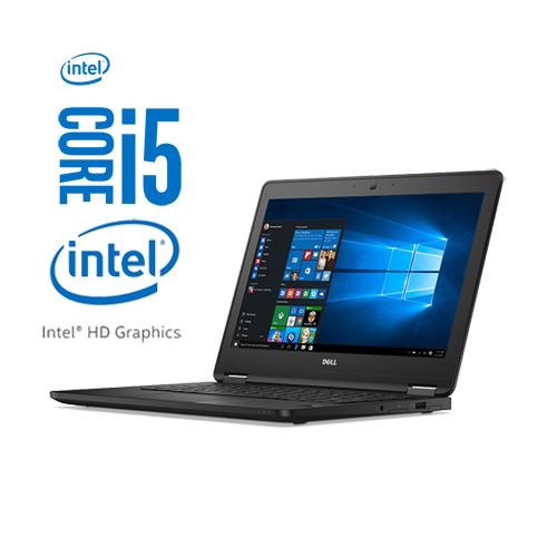 Dell Latitude E7270 Intel Core i5 6300U | 256GB SSD | 8GB | 12,5