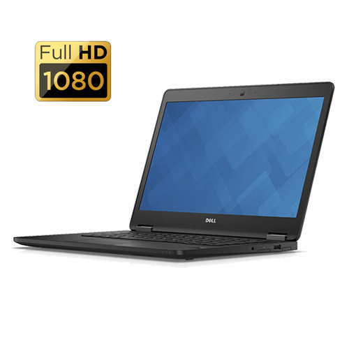 DELL LATITUDE E7470 INTEL CORE i7 6600U 256GB SSD 8GB 14″ FHD IPS W10 PRO