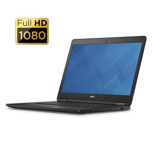 DELL LATITUDE E7470 INTEL CORE i7 6600U 256GB SSD 8GB 14″ FHD IPS W10 PRO
