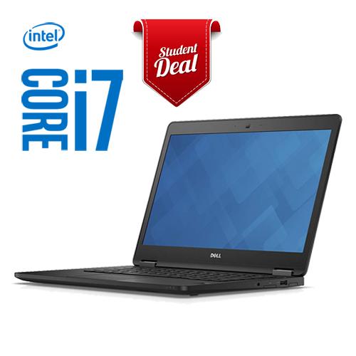 DELL LATITUDE E7470 INTEL CORE i7 6600U 256GB SSD 8GB 14″ HD W10 PRO