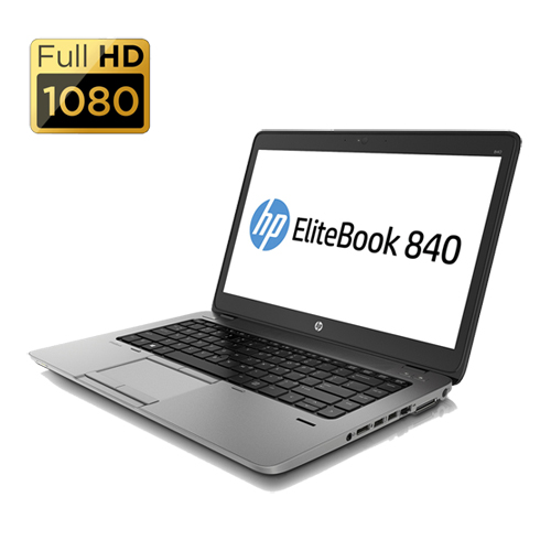HP ELITEBOOK 840 G1 INTEL CORE I5 4200U 128GB SSD 8GB HD8750M 14″ FHD IPS W10 PRO