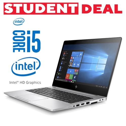 HP ELITEBOOK 840 G5 INTEL CORE I5 8250U 256GB SSD 8GB 14″ FHD IPS W10 PRO