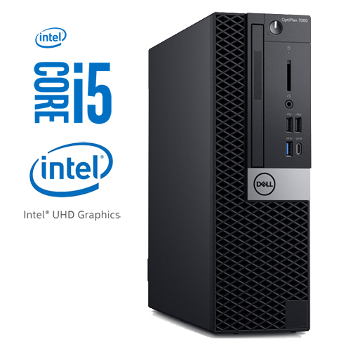 DELL OPTIPLEX 7060 SFF INTEL CORE I5-8500 256GB M.2 SSD 8GB W10 PRO
