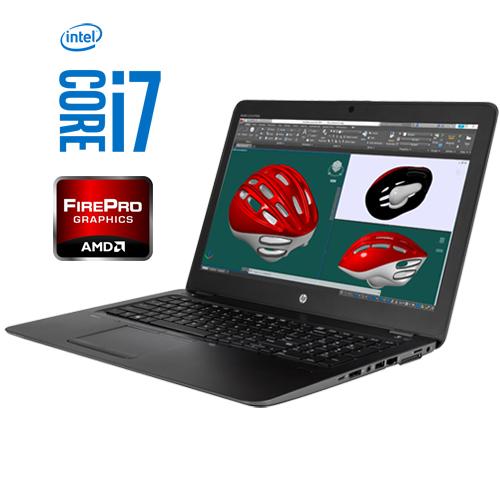HP ZBOOK 15U G3 INTEL CORE I7 6500U 256GB SSD 16GB AMD W4190M 2GB 15,6″ FHD W10
