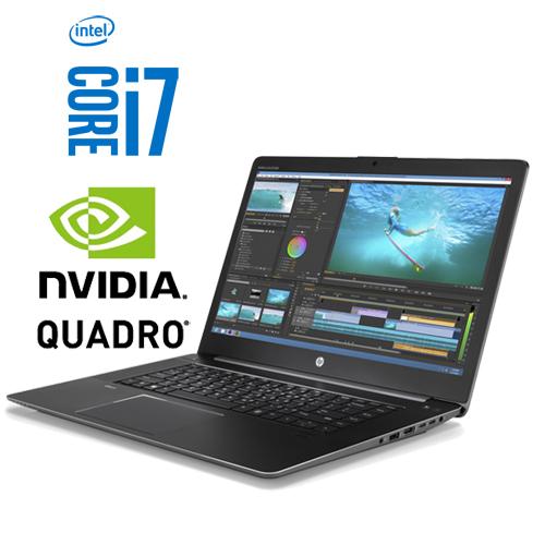 HP Zbook Studio G3 Intel Core i7 6820HQ | 512GB SSD | 16GB | M1000 2GB | 15,6″ FHD IPS | W10