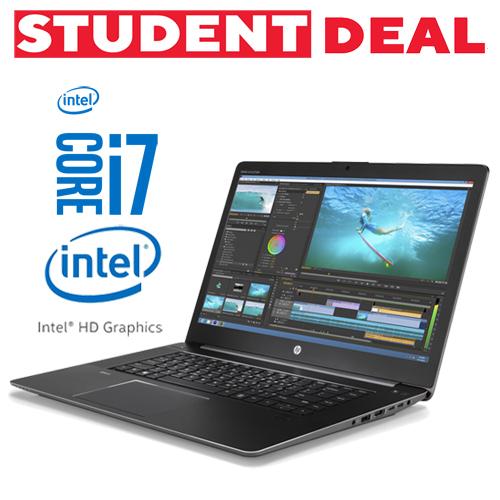HP ZBOOK STUDIO 15 G3 INTEL CORE I7 6820HQ 512GB SSD 16GB M1000M 15,6
