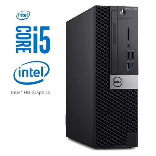 DELL OPTIPLEX 7050 SFF INTEL CORE I5-6500 256GB M.2 SSD 8GB W10 PRO