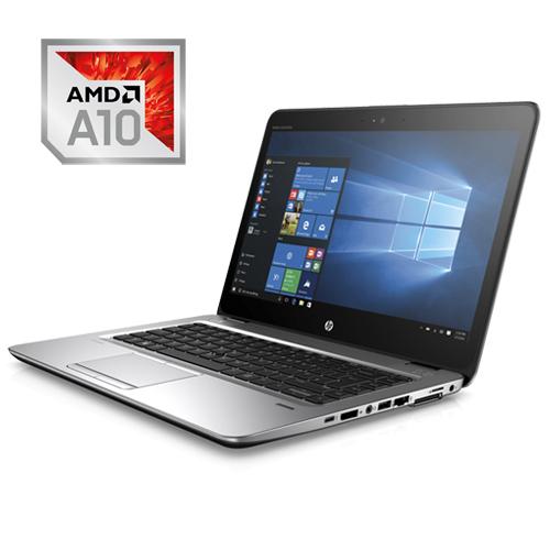 HP ELITEBOOK 745 G3 AMD PRO A10-8700B 256GB SSD 8GB AMD R6 14″ HD W10 PRO