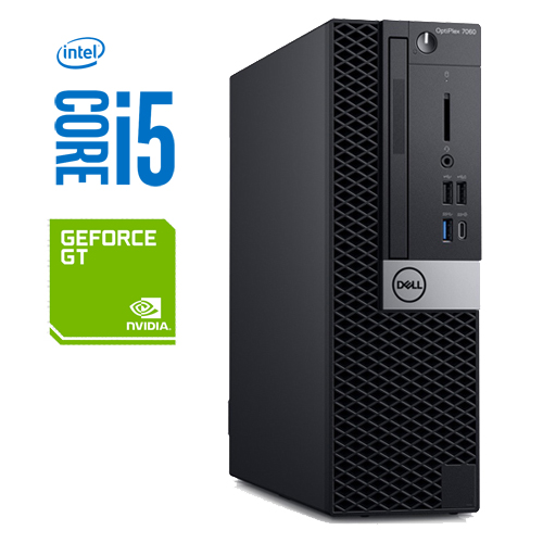 DELL OPTIPLEX 7050 SFF INTEL CORE I5-6500 512GB M.2 SSD 16GB GT630 2GB W10 PRO