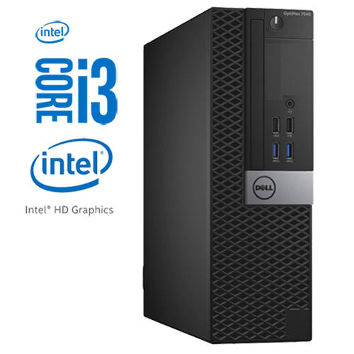 DELL OPTIPLEX 5040 SFF INTEL CORE I3-6100 256GB M.2 SSD 8GB W10 PRO