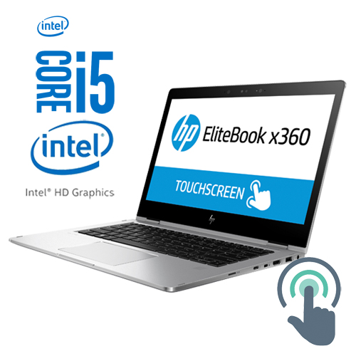 HP ELITEBOOK X360 1030 G2 INTEL CORE I5 7300U 256GB SSD 8GB 13,3″ FHD IPS TOUCH W10