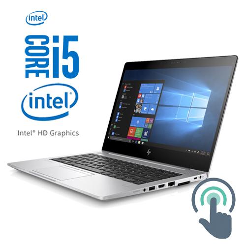 HP ELITEBOOK 840 G5 INTEL CORE I5 7300U 256GB SSD 8GB 14″ FHD IPS TOUCH W10 PRO