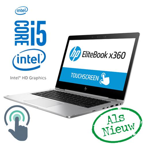 DEMO! HP ELITEBOOK X360 1030 G2 INTEL CORE I5 7300U 256GB SSD 8GB 13,3″ FHD IPS TOUCH W10