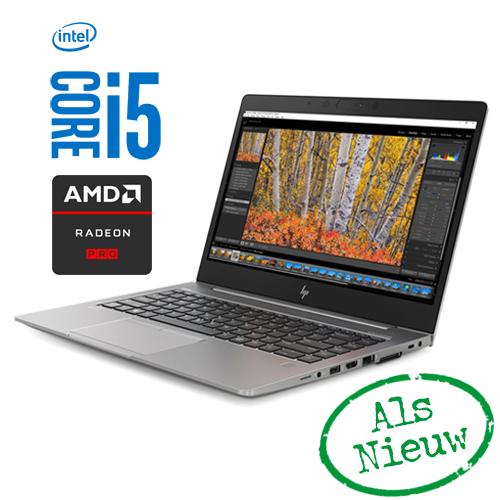 DEMO! HP ZBOOK 14U G5 INTEL CORE I5 7200U 256GB SSD 8GB WX3100 14″ FHD IPS W10 PRO