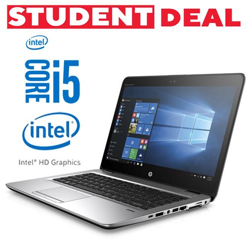 HP ELITEBOOK 840 G3 INTEL CORE I5 6300U 256GB SSD 8GB 14