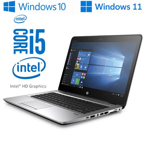 HP Elitebook 840 G3 Intel Core i5 6300U | 256GB SSD | 8GB | 14″ FHD | W10-11 PRO