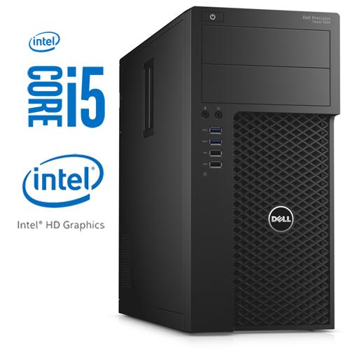 Dell Precision 3620 Tower Intel Core i5 7500 | 256GB SSD | 16GB | W10 PRO