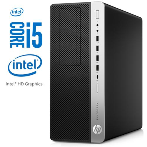 HP EliteDesk 800 G3 Tower Intel Core i5 6500 | 256GB SSD | 8GB | W10 PRO
