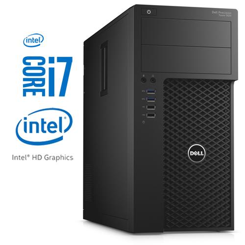 Dell Precision 3620 Tower Intel Core i7 6700 | 256GB SSD | 16GB | W10 PRO